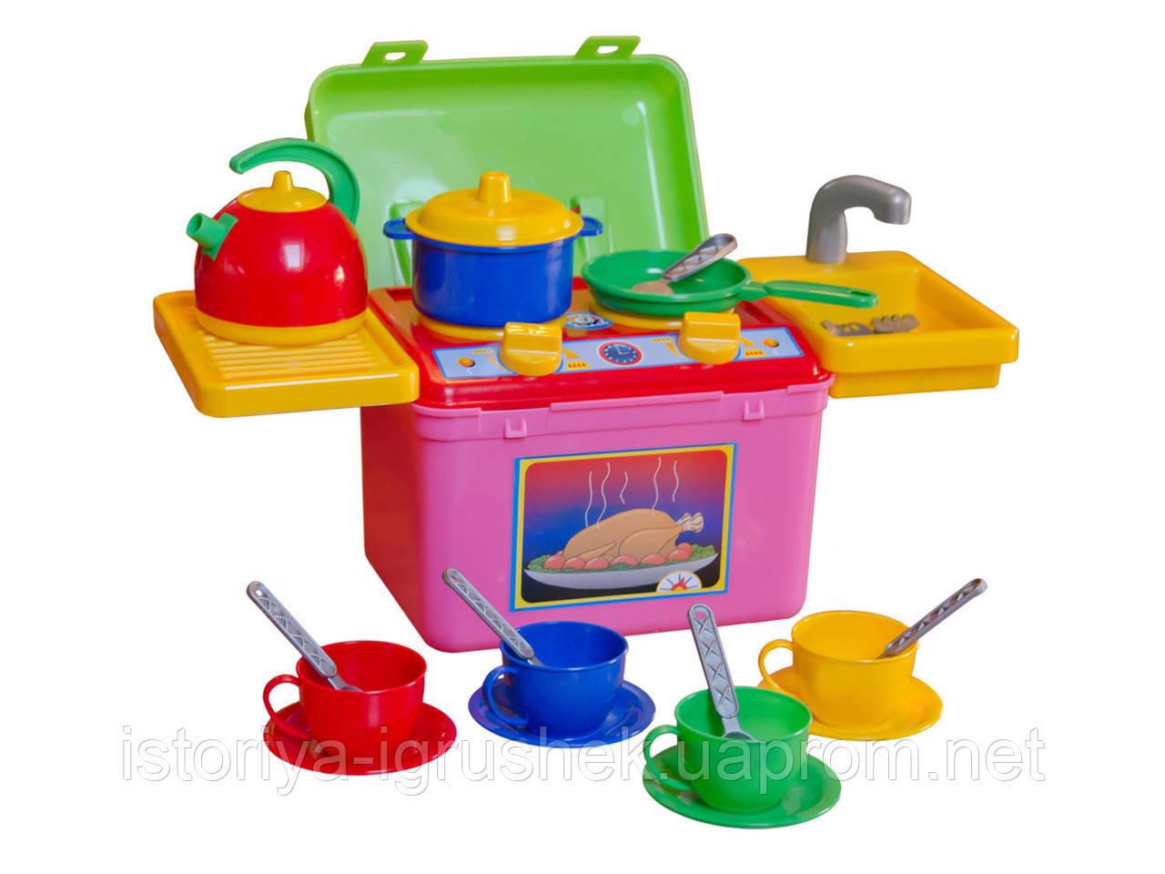 Детская кухня Галинка 8 Технок 2377