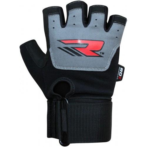 Перчатки для фитнеса RDX Double, фото 1