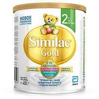 Смесь молочная сухая Similac GOLD 2, 400г