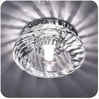 Светильник точечный с кристаллом Feron JD 85, фото 1