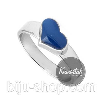 Кольцо Blue Love