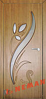 Дверь межкомнатная Тюльпан  СС