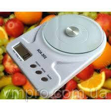 Весы кухонные электронные 5 кг.(СКА-301)