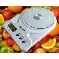 Ваги кухонні електронні 5 кг.(СКА-301)