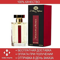 L`Artisan Parfumeur Voleur De Roses EDT 100ml (туалетная вода Л'Артизан Парфюмер Вольер Де Роузес)