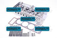 Головка блока 405 двигатель в сборе ГАЗ-2705 (дв. ЗМЗ-406) (406.3906562-10)