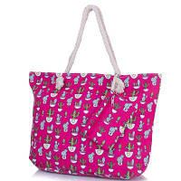Пляжная сумка Famo Женская пляжная тканевая сумка FAMO (ФАМО) DC1804-02