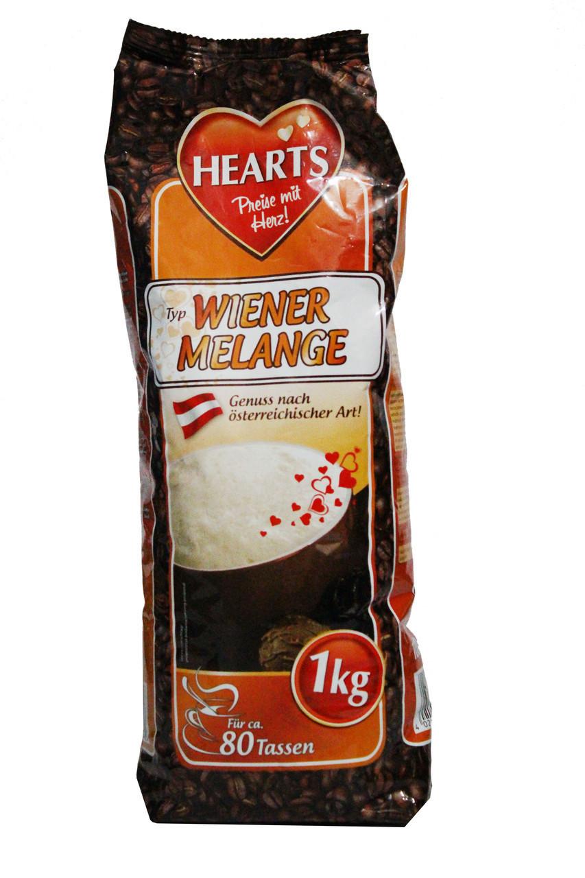 Капучино Hearts Wiener Melange 1 кг