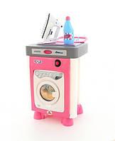Стиральная машина игрушечная с аксессуарами Wader 47939, фото 1