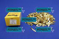 Клемма плоская (папа) 6,3 мм 300 шт WTE  (WTE1301)