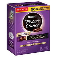 Растворимый кофе Nescafe Taster's Choice Colombian
