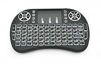 Беспроводная клавиатура с тачпадом Kronos Rii mini i8 2.4G Черный