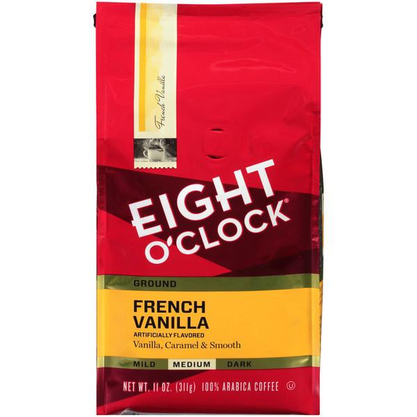Кофе Eight O'Clock French Vanilla