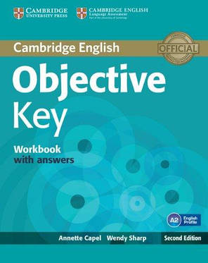 Objective Key Second Edition Workbook with answers, фото 2