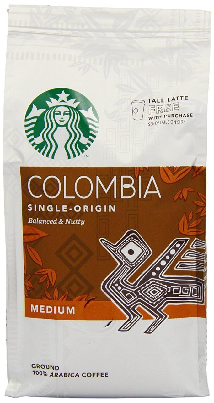 Starbucks Colombia Single - Origin