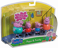 Набор Fisher-Price Peppa and Family Свинка Пеппа и семья