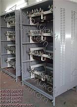 Шкафы блоков резисторов