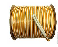 Уплотнитель резиновый для окон и дверей D-образный, 9х7,5 мм 100 м