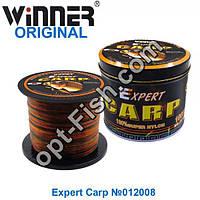 Леска Winner Original Expert Carp №012008 1000М 0,35ММ