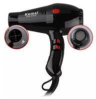 Профессиональный фен для сушки волос KEMEI KM-8906