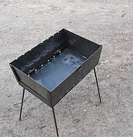 Мангал чемодан  6 шампуров