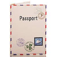 Обложка для паспорта Passporty Женская обложка для паспорта PASSPORTY (ПАСПОРТУ) KRIV027