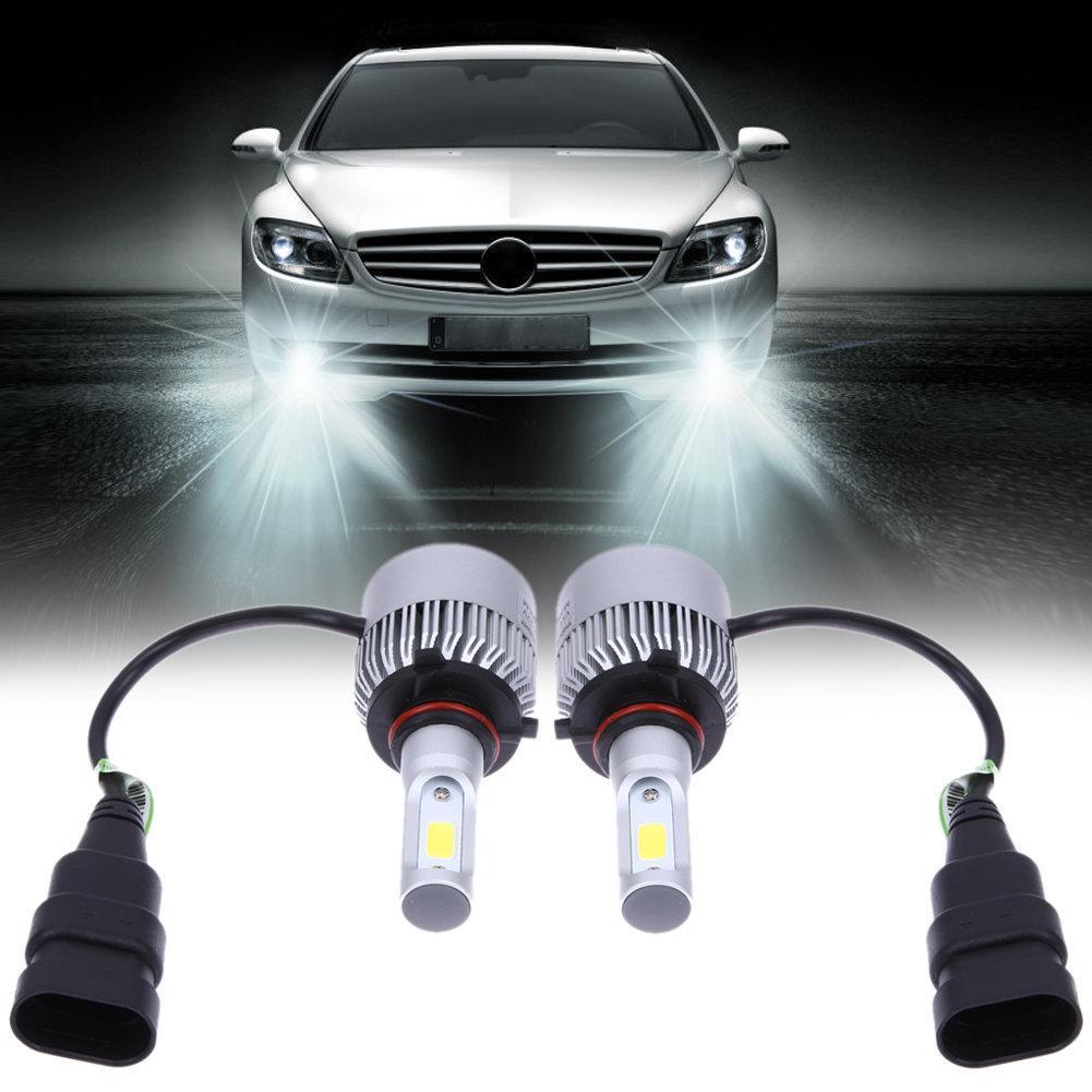 Автолампы UKC H3 33W 3000LM 4500-5000K  LED лампы светодиодные с цоколем h3 ЛЕД для авто машины