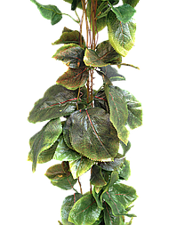 Лиана искусственная суданская роза