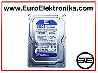 "Жесткий диск к компьютеру - HDD 3.5"" 250GB SATA3 16MB 7200rpm - WesternDigital Blue WD2500AAKX"