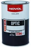 Авто краска (автоэмаль) акриловая NOVOL OPTIC 0,8л