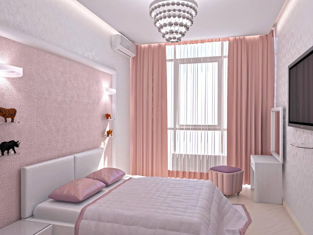 Эконом-дизайн 1-комнатной квартиры в Одессе для деловой девушки