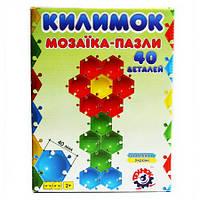"""Игрушка мозаика-пазлы """"Коврик ТехноК"""", арт. 2940"""