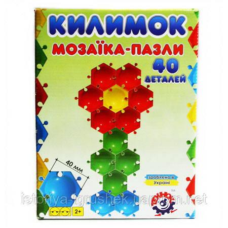 Игрушка мозаика-пазлы
