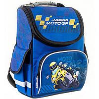 Рюкзак каркасный ортопедический Smart Moto 34х26х14см