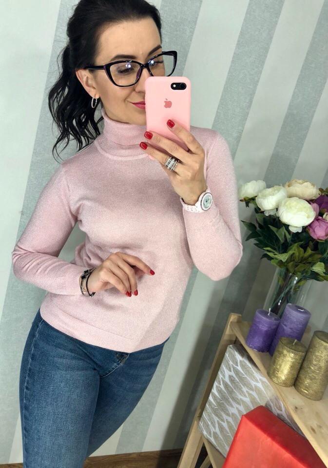 Женский эффектный свитер РАЗНЫЕ ЦВЕТА(Фабричный Китай ) Код 0247