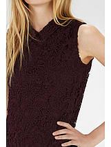Новое кружевное платье с воротником прямого кроя Warehouse, фото 2