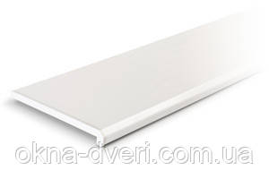 Подоконник Данке Белый матовый Standard глубиной 250 мм