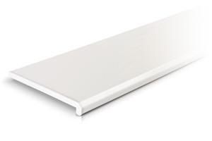 Подоконник Данке Белый матовый Standard глубиной 500 мм
