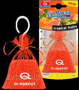 Ароматизатор в авто Тропические фрукты Dr. Marcus Fresh Bag