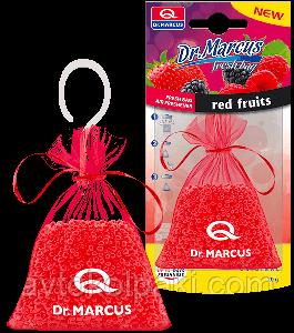 Ароматизатор в авто Красные ягоды Dr. Marcus Fresh Bag