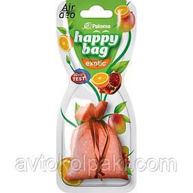 Ароматизатор в авто Экзотика Paloma Happy Bag