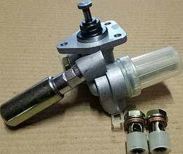 Насос топливоподкачивающий FAW 3252 (Фав ручной подкачки ТНВД)