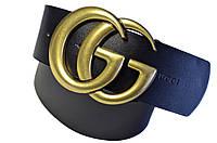 Широкий ремень пояс на талию в стиле Gucci (Гучи)