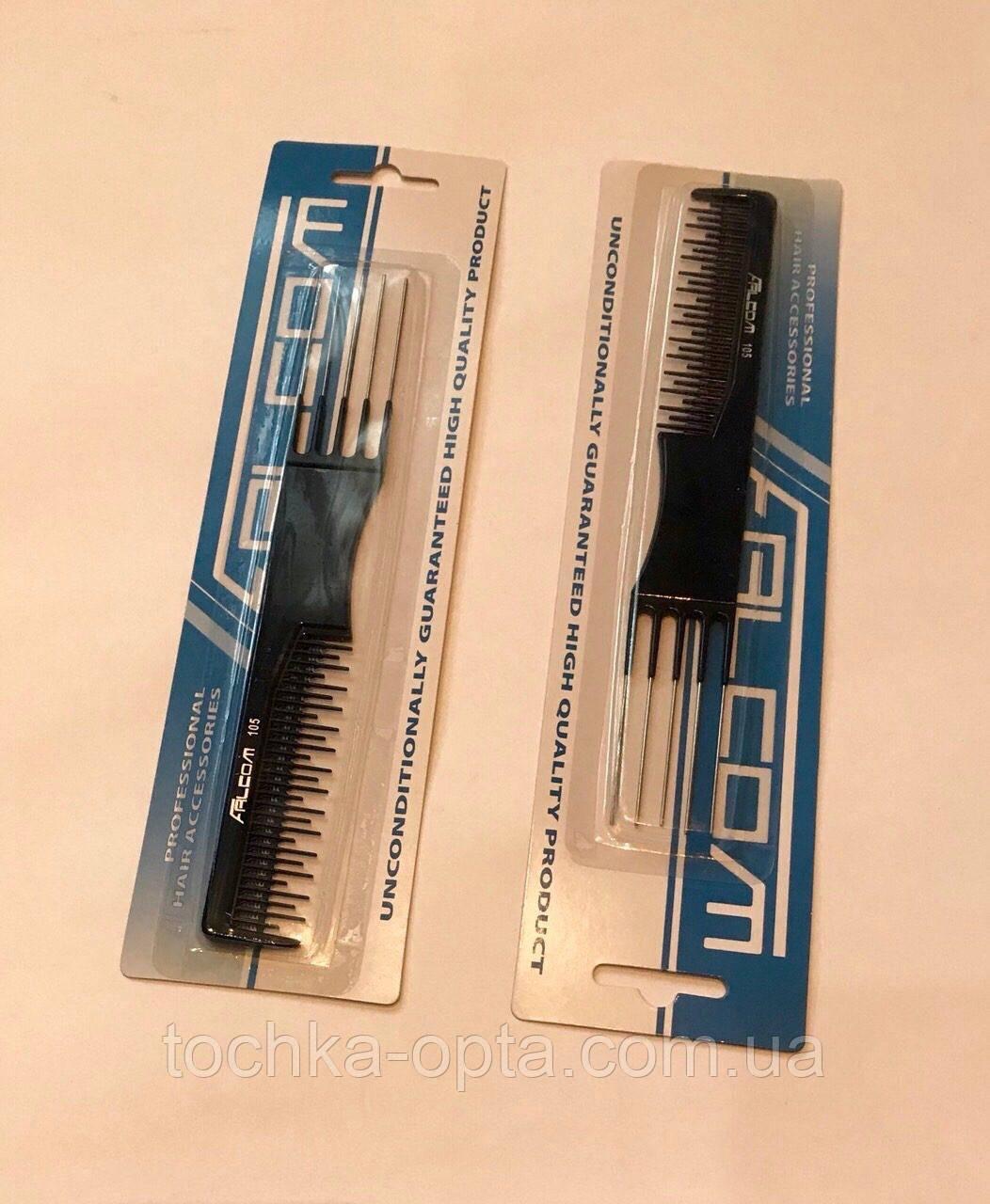 Расчёска Falcom 105 для начёса с пятью концами