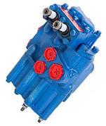 Гідророзподільник типу Р-80-3/2-44 , 2-х секційний Т-40,Т-25