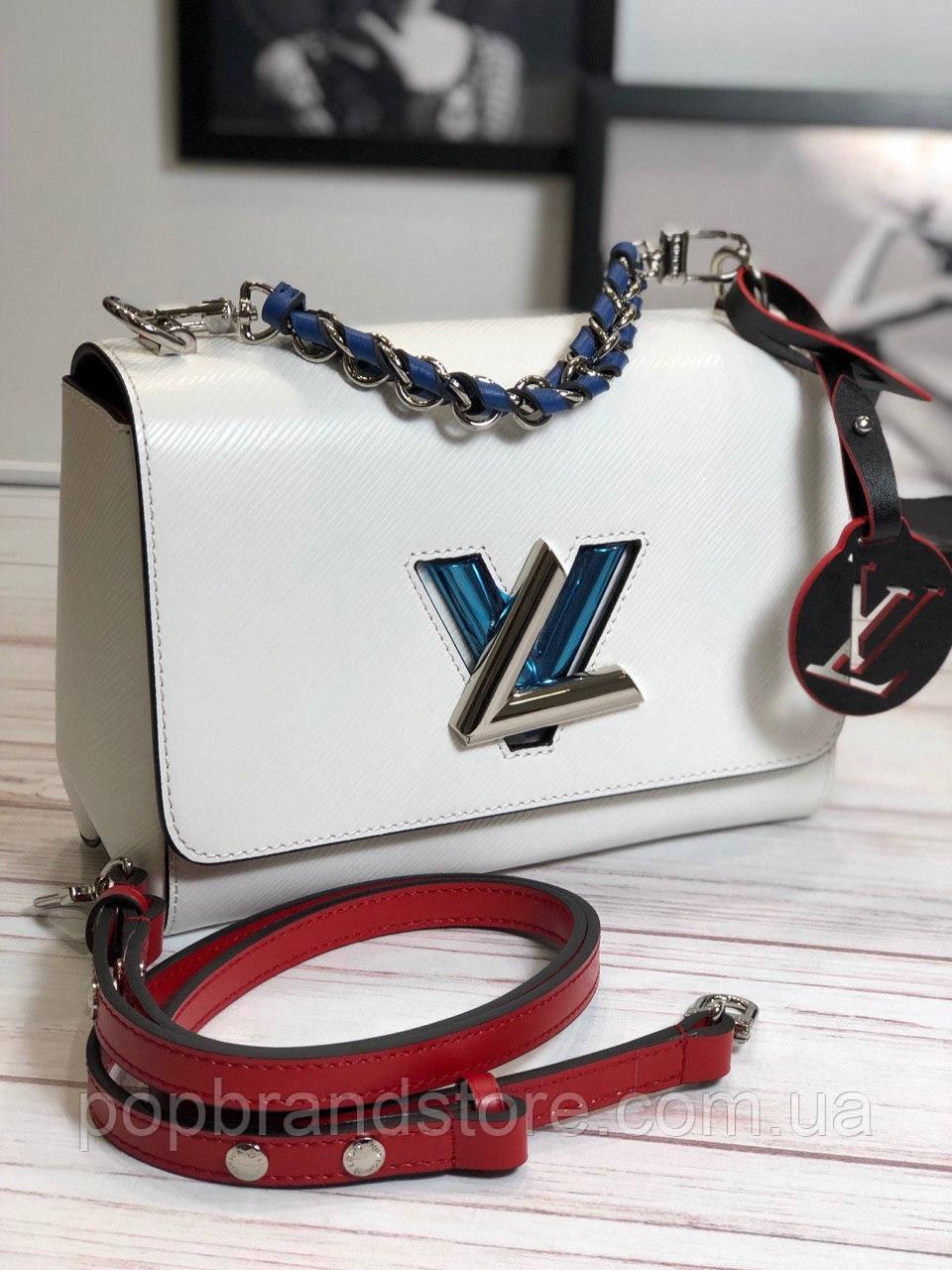 99e4eaa3c32b Клатч LOUIS VUITTON TWIST натуральная кожа (реплика) - Pop Brand Store |  брендовые сумки