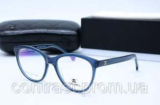 Имиджевые очки Chanel 6909 син