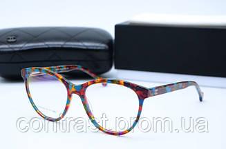 Имиджевые очки Chanel 6909 син лео