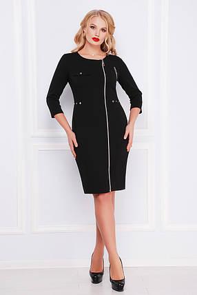 Красиве жіноче плаття АРІНА-Б Д/Р розмір 48, фото 2