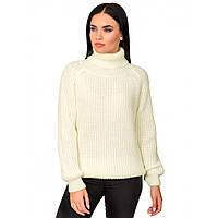 Вязаный свитер с горлом 44-46-48 размеры 6цветов e5781ab0a94fd